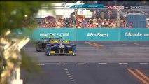 Formel E - Rennen in Peking - Heidfeld & Prost Crash Sky HD (Maldonado Style)