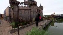 Visitez le parc d'attraction de Banksy - Dismaland, le parc le plus flippant du monde
