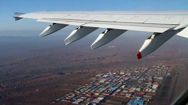 MUST WATCH Iran Air A300-600   Tehran - London