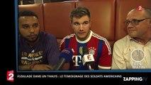 Fusillade dans un Thalys : Le témoignage des soldats américains