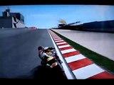 Contrarreloj Replay MotoGp´07 Nicky Hayden Sachsenring Ps2 Gameplay