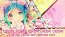 cute Japanese song candy candy by Gumi from Vocaloid