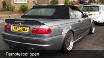 BMW E46 Door Lock Barrel Issue P 1 - Key Spins Without
