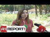 A1 Report - Projekti për Liqenin, PD: Qeveria  premtoi gjelbërim...jo betonizim!