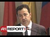 """A1 Report - """"Join Raction 2015"""", Peleshi: Bashkëpunimi, çelësi i suksesit"""