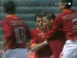 1-0 Totti against Sampdoria