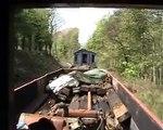 Llangollen Railway - Guards Van Travel