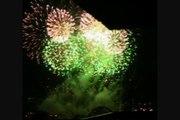 L'international des feux Loto-Québec. Anglaterre. 27 juin 2009 à La Ronde. Montréal, Canada