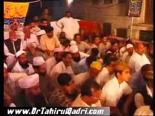 Tahir ul Qadri answer - Imam e Hussain A.S ki yaad mey rona kahan likha hai