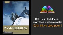 Mountaineering Freedom of the Hills, 8th Edition PDF