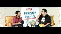 Ahmed Ali Butt vs. Adnan Malik! Can he guess the flavor?