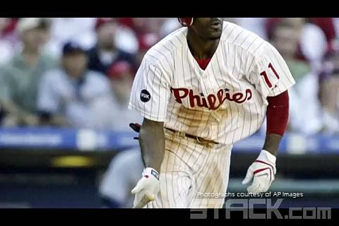 Baseball Star Jimmy Rollins Recounts his Best MLB Moments