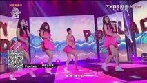 20150822 TVBS全球中文音樂榜上榜 1周年慶 Popu Lady表演 HD