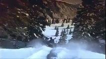 Du Kayak extrême sur neige vous connaissez ?