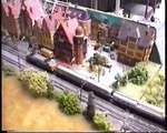 Modular Model Railroad Toy Train Railway Layout Show expo modellbahn modelleisenbahn