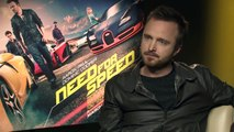 Need For Speed - Interview: Aaron Paul, Dominic Cooper, Scott Waugh - Pathé