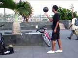 jonglage football La jongle en musique