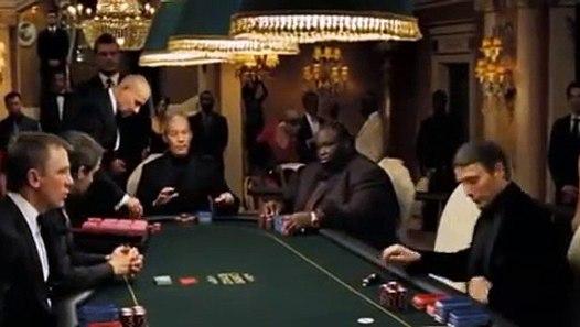 Casino Royale Poker Hand