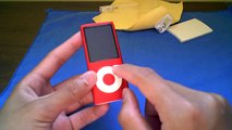 Wrapsol for iPod Nano 4g-Best Clear Protection