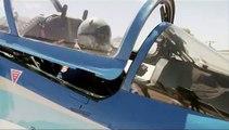 Red Bull F1 vs. Avión Pampa II en Río Hondo - Video Completo