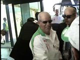 Algerian squad arrives in South Africa