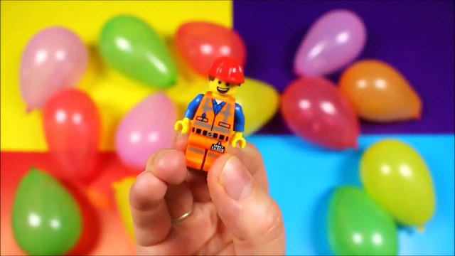Learn Colors with Balloon Pop Surprise Toys Shopkins, Disney Cars, Dora the Explorer