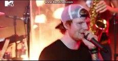 HQ VIDEO Ed Sheeran Rudimental Bloodstream Ibiza Rocks 2015