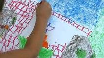 Taller de artes plásticas dirigido para niños/niñas. Verano 2013