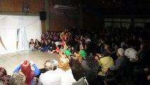 Festival Salsa y Bachata en Grupo 2014 ~ Ritmo y Seducción (grupo infantil)