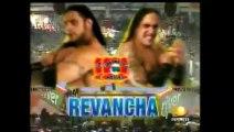 El Mesias (c) vs. Cibernetico (AAA - 16.03.2008)