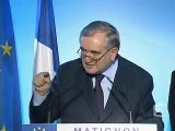 Raffarin win the yes need the no to win