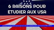 Etudier aux Etats-Unis, 6 raisons pour étudier aux Etats-Unis