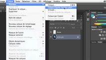 Photoshop CC Les fonctions essentielles de retouche et montage photo- Créer des calques