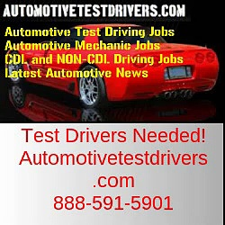 Test Driving Jobs In Madera CA | Autotestdrivers.com | 888-591-5901