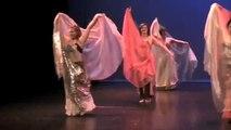 """danse orientale 7 voiles""""double voile"""" rouen juin2008"""