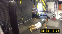 4-Minute Extreme Bodyweight Cardio Workout for a Ripped Beach Body