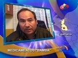 Decomisan medicamentos bambas en farmacias de Cajamarca y Cajabamba