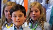 One Voice Children's Choir Choir Covers 'Let It Go' from Frozen America's Got Talent 2014
