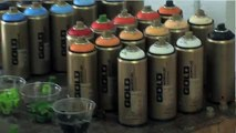 Montana Gold Professional Spray Paint