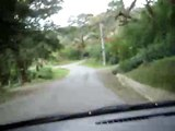 UPeace, Costa Rica - Driving away