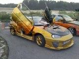 Mazda MX3 & VW Golf 3 Tuning Extrem