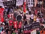 Protesters Rally in Hong Kong for Tiananmen Square Anniversary [© NTDTV]