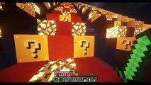 Türkçe - Minecraft : ŞANS BLOKLARI : Merdivenler!