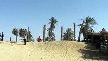 Deserto do Sinai - Rumo ao monte sinai - Travessia do deserto no Egito