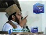 Molana Zia Ur Rehman Farooqi shaheed in Jhang forum Lahore front of Shia zakirs