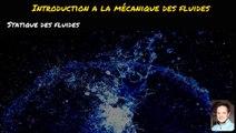 Structure des séquences d'introduction à la mécanique des fluides