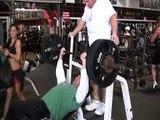 Chest Golds Gym Venice Aug, 03 09