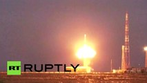 Russia's Strategic Missile Forces successfully test-fires Topol ballistic missile