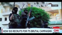CNN INTERVIEW  with Steve Hassan on ISIS  as Cult Wednesday Sept  17th 2014 HD