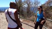 Joven queda atrapada cerca de la Cueva del Diablo   Noticias de Mazatlán
